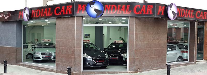 Automóviles Mondial Car